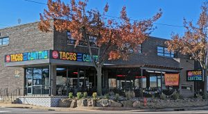 Ted's Tacos and Cantina Exterior