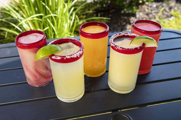 Happy Hour Margaritas